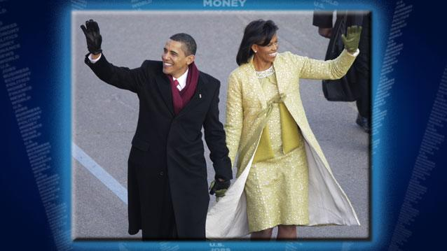 Beyond Politics, Food and Fashion at the Presidential Inauguration