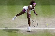 Serena Williams was crowned Wimbledon champion for the fifth time as the American subdued a brave fightback from Polish third seed Agnieszka Radwanska to win 6-1, 5-7, 6-2 in a dramatic final. Serena, who pockets a cheque for £1.15 milllion ($1.78 million), is the first woman over 30 to win Wimbledon since Martina Navratilova in 1990