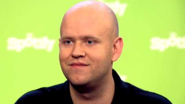 Spotify Founder Talks Future, Success
