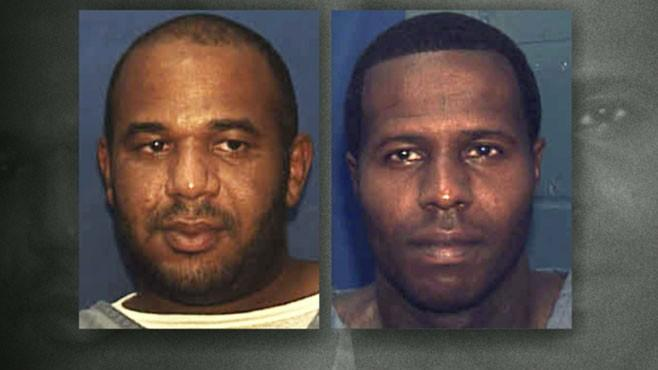 Florida Escaped Prisoners Caught After Manhunt