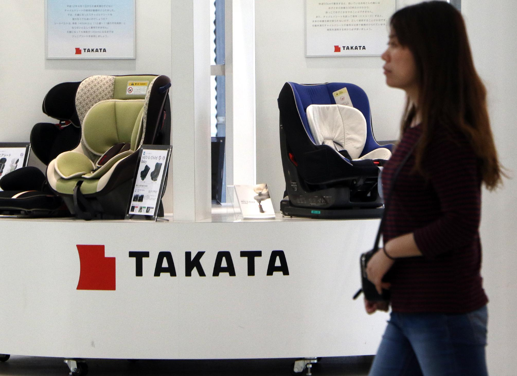 Canada recall of Takata airbags balloons to 1.5 million