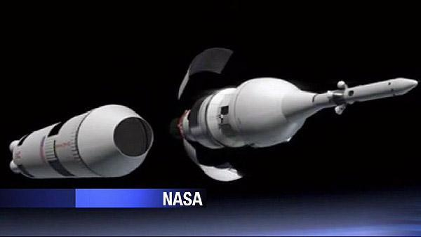 NASA teaming up with Europeans on space flight