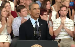 Read: Obama's Speech on the Middle Class