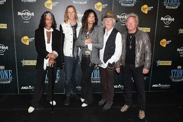 Aerosmith Cancel Indonesia Concert Over Bomb Threat
