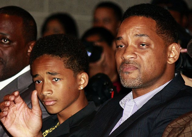 Will Smith, Jaden Smith, Men in Black 3
