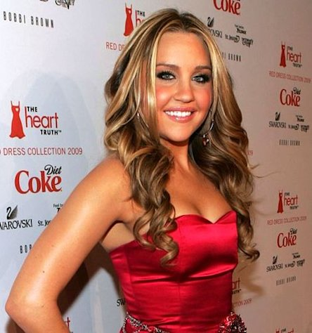 Amanda Bynes has heard from several celebrities.