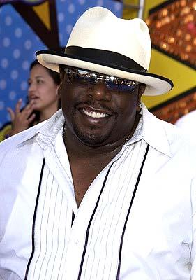 Cedric The Entertainer MTV Movie Awards - 5/31/2003
