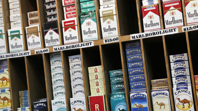 NYC proposes raising age for cigarette purchases