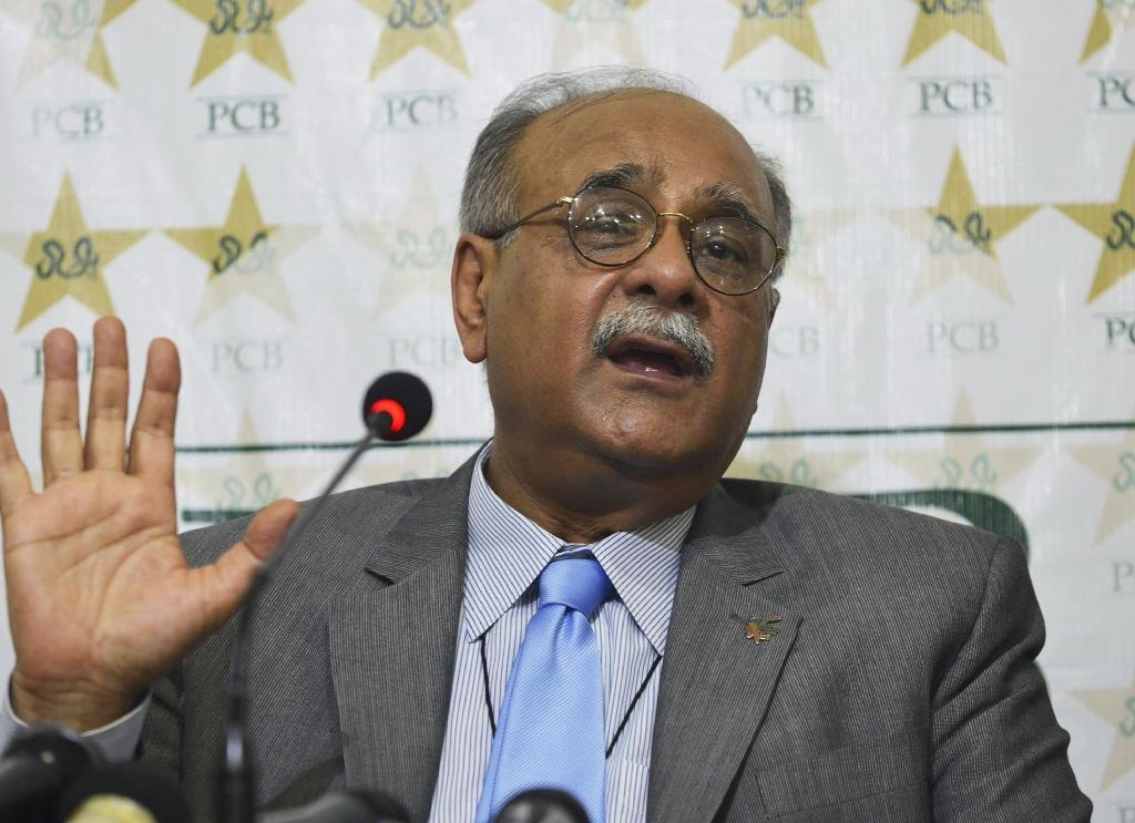 Pakistan's Sethi withdraws candidature for ICC president