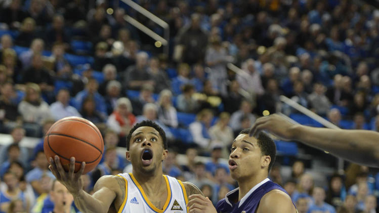 NCAA Basketball: Washington at UCLA