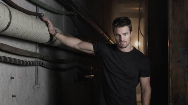 Stephen Amell as Oliver Queen in 'Arrow' Season 2 -- The CW