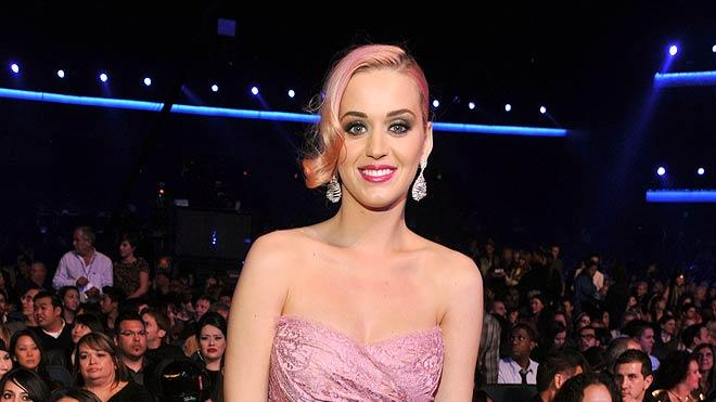 Katy Perry Grammy Nominations Concert