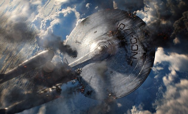 'Star Trek Into Darkness'