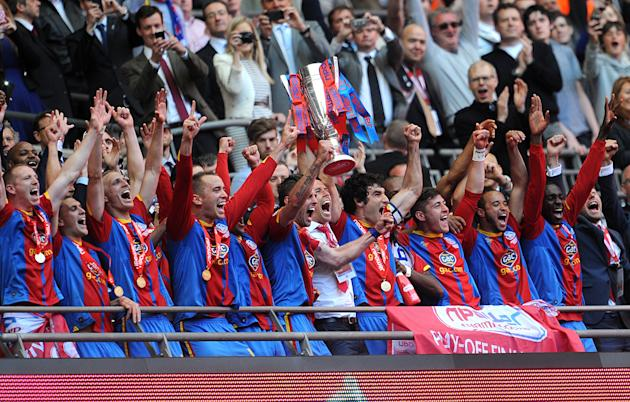 Soccer - npower Football League Championship - Play Off - Final - Crystal Palace v Watford - Wembley Stadium