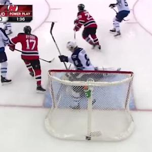 Winnipeg Jets at New Jersey  Devils - 10/30/2014