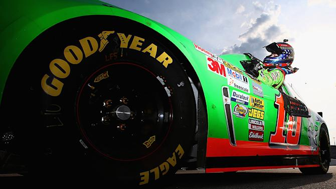 Darlington marks Danica's season of change