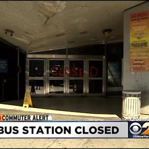 George Washington Bridge Bus Station Closed For Year-Long Renovation