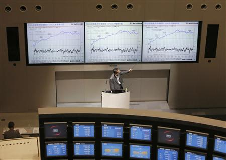 Nikkei outperforms Asian stocks as Fed looms - Yahoo! News