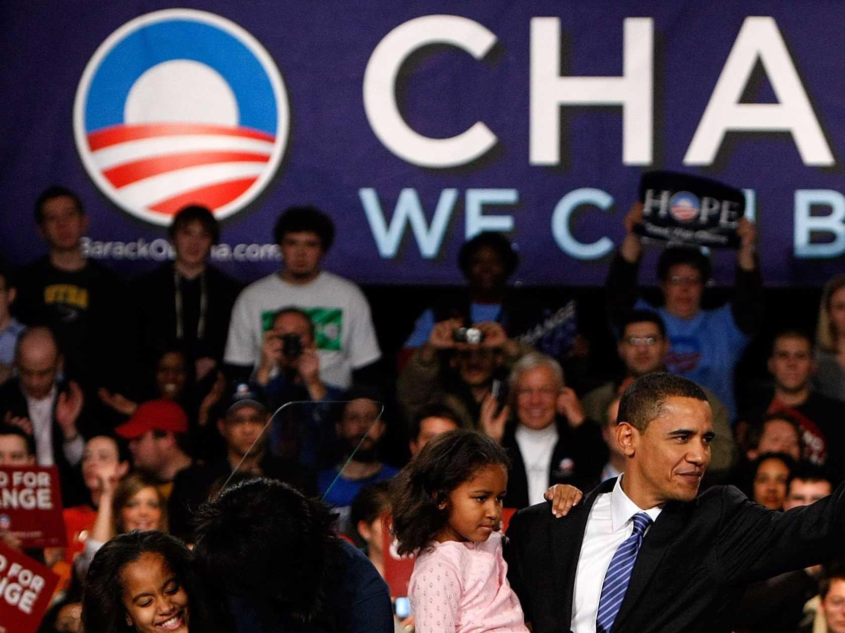 The man who designed Obama's 'O' doesn't like the 2016 campaign logos