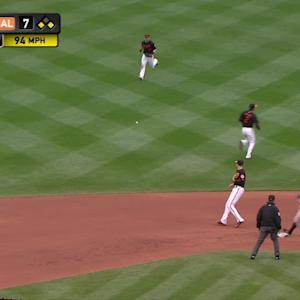 Refsnyder's RBI single