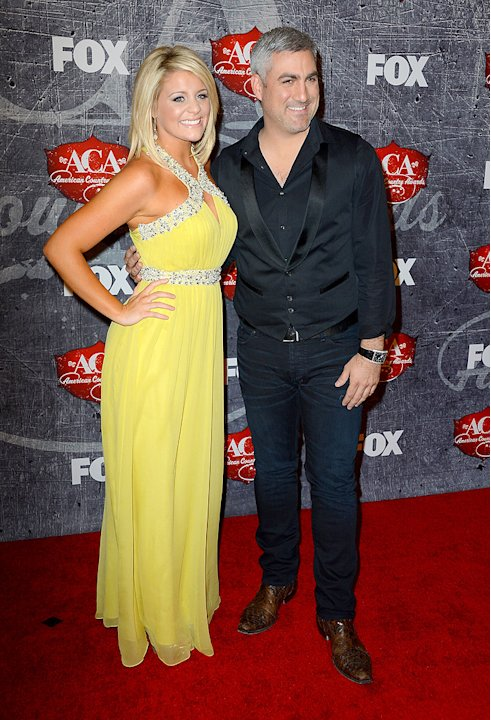 Taylor Hicks, Lauren Alaina