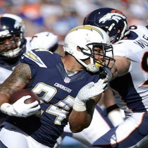 San Diego Chargers vs. Denver Broncos - Head-to-Head