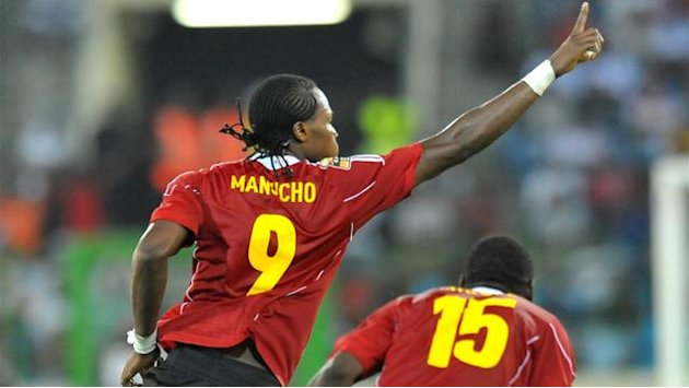 African Cup of Nations - Factbox: Angola