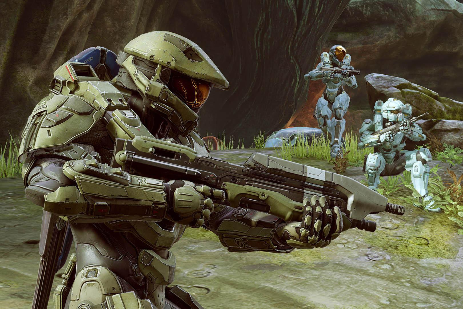 Mattel will soon be your one stop shop for all Halo toys