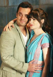 Jake Johnson and Zooey Deschanel | Photo Credits: Patrick McElhenney/FOX