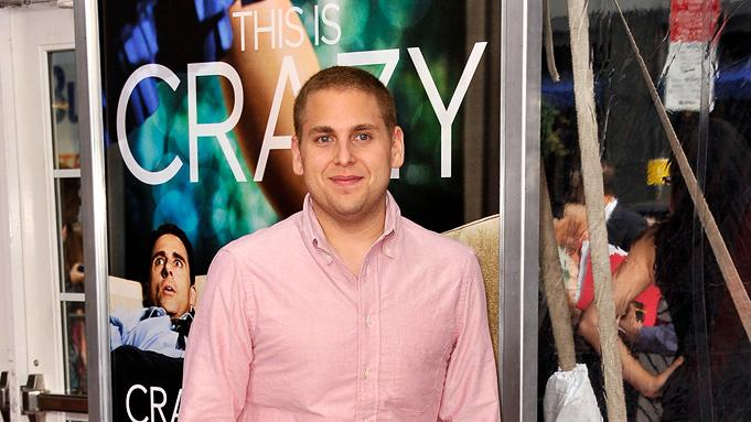 Crazy Stupid Love 2011 NY Premiere Jonah Hill