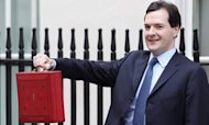 Budget: Osborne Vows To Help People 'Get On'