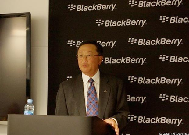 BlackBerry to show another drop in quarterly revenue -- analyst