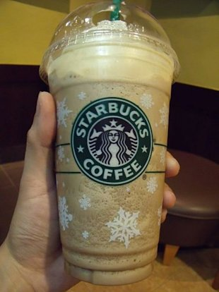 The most expensive cup of Starbucks Coffee