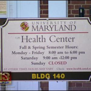 UMd. Tracking Cases Of Viral Meningitis