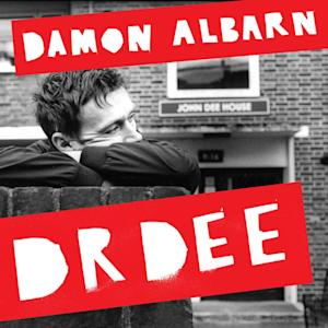 """In this CD cover released by EMI, the latest release by Damon Albarn, """"Dr Dee,"""" is shown. (AP Photo/EMI)"""