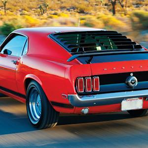 Top 5 Mustangs of All Time