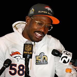Watch: Von Miller does not think Peyton Manning is done