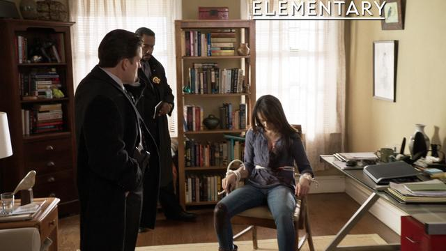 Elementary - The Voicemail