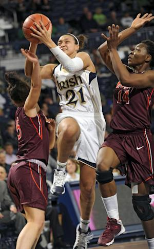 5 finalists for women's Wooden Award announced