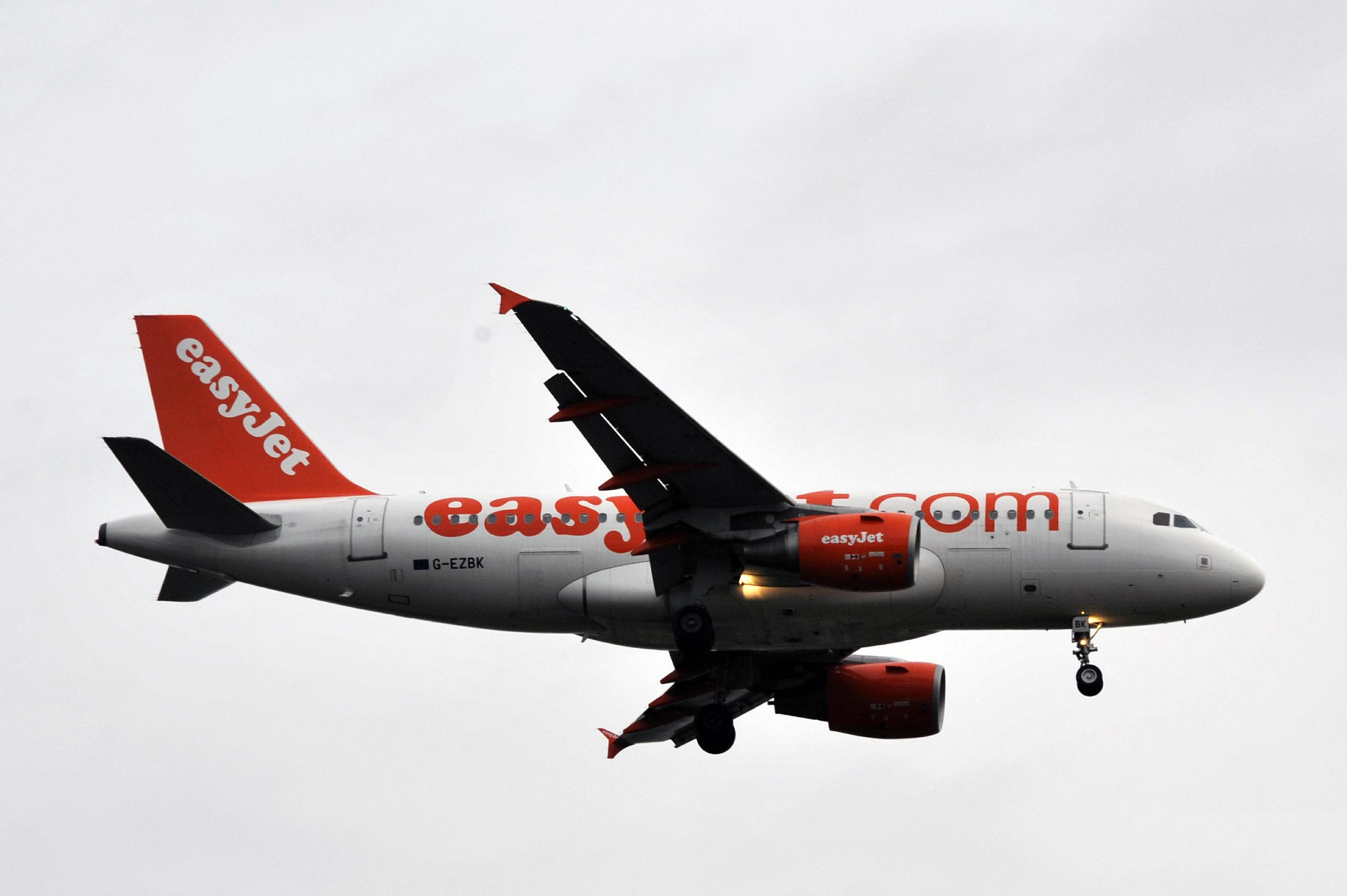EasyJet hit by New Year strike call in France