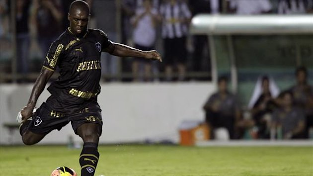 Clarence Seedorf of Botafogo (Reuters)