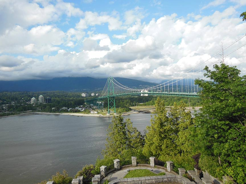 The 2014 TripAdvisor Travelers' Choice awards for Attractions named Stanley Park in Vancouver, Canada the #1 park in the world. (A TripAdvisor trave...