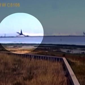 Asiana Flight 214 crash - caught on tape