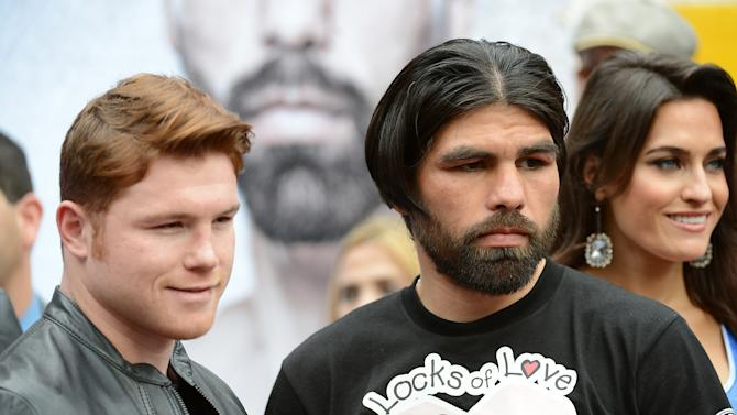 Boxing: Canelo Alvarez vs Alfredo Angulo-Press Conference