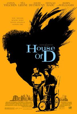 Lions Gate Films' House of D