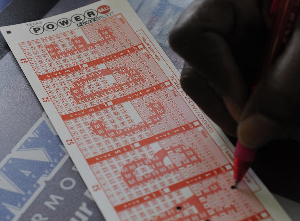 Record Powerball result of changes to boost sales