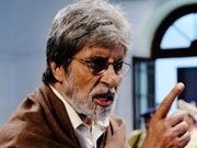Amitabh Bachchan's SATYAGRAHA likely to wrap-up by April end