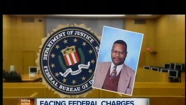Pontiac councilman faces federal charges