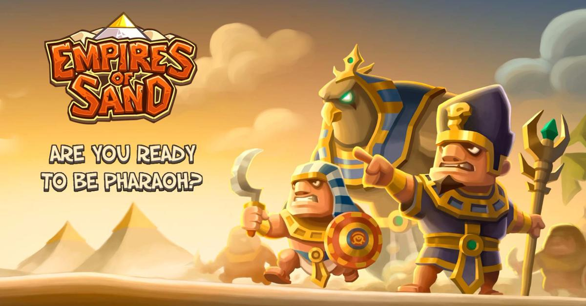 Empires of Sand: Tower Defense In the Ancient Egyp
