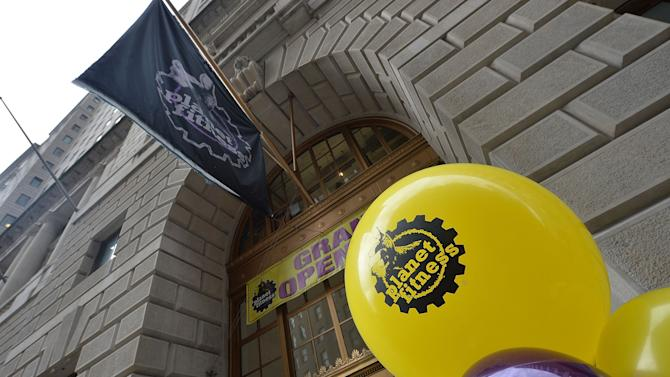 Planet Fitness Wall Street Grand Opening